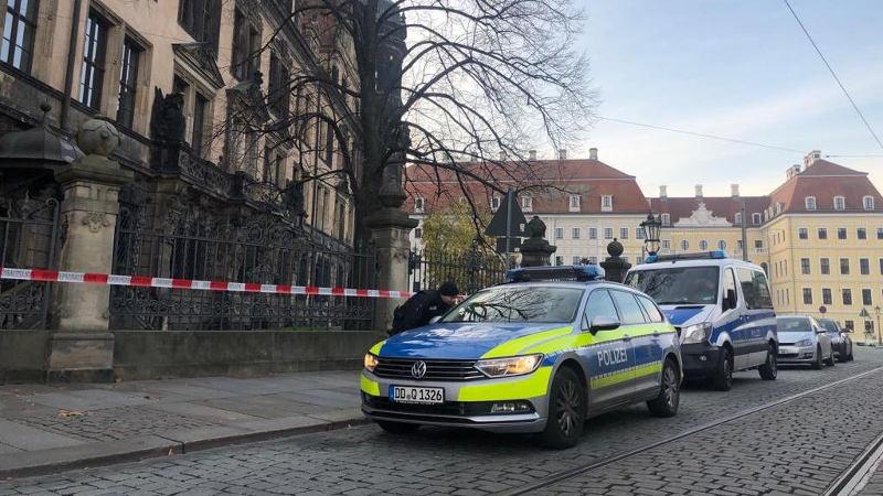 Ограбление века: в Дрездене из музея украли драгоценности на миллиард евро