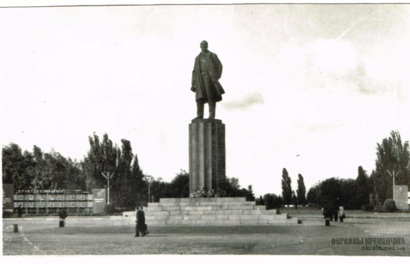 Площадь Победы в Кременчуге фото номер 2220