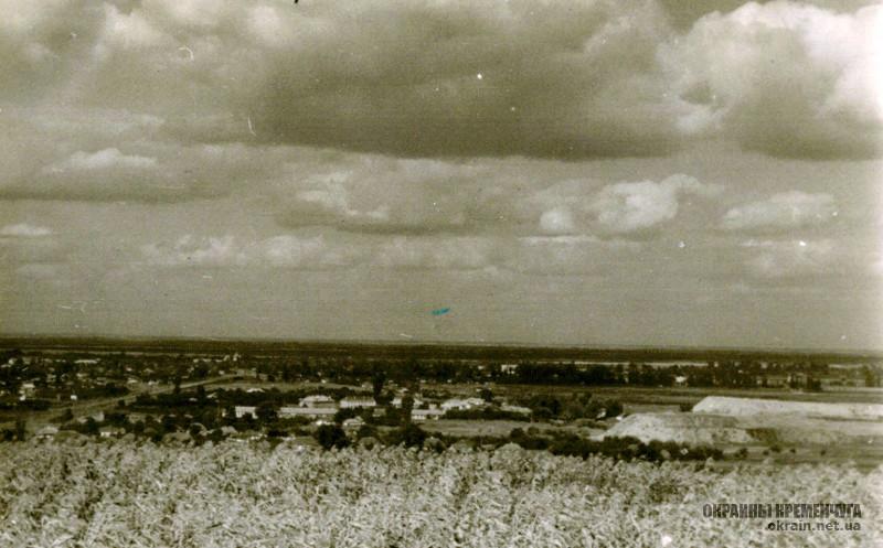 Вид на Крюков 1960 год фото номер 2226