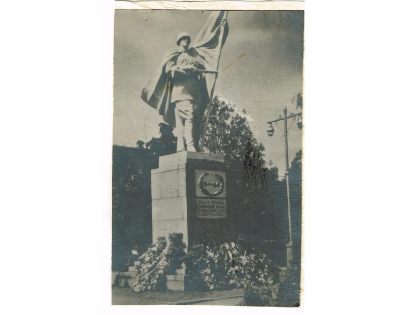 Памятник Воину Освободителю в Кременчуге фото номер 2227