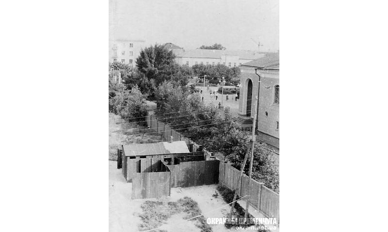 Вид на кинотеатр Большевик в Кременчуге фото номер 2229