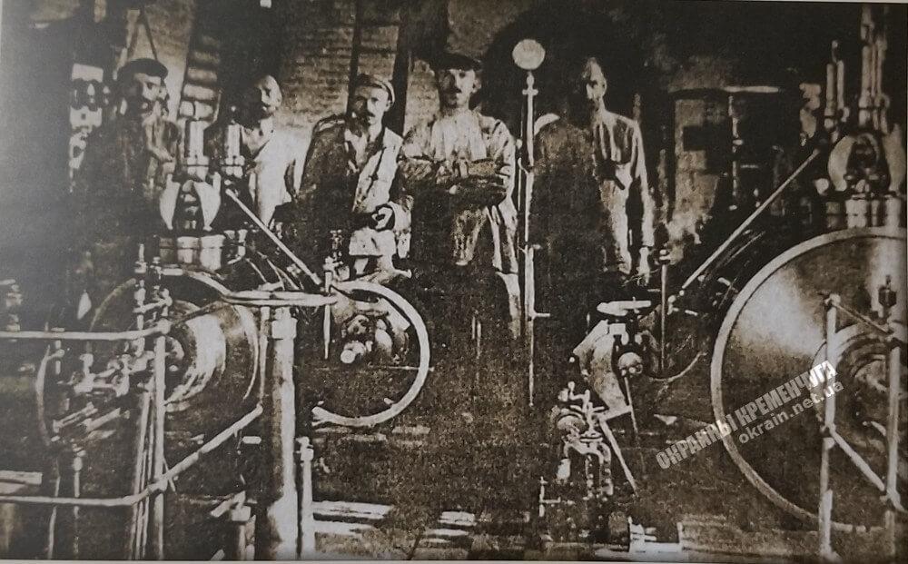 Завод Андера в Кременчуге 1913 год фото номер 2238