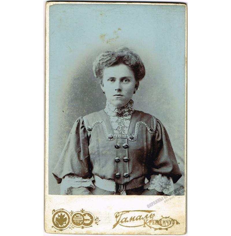 Девушка в платье фотограф Гамаль Кременчуг фото номер 2240