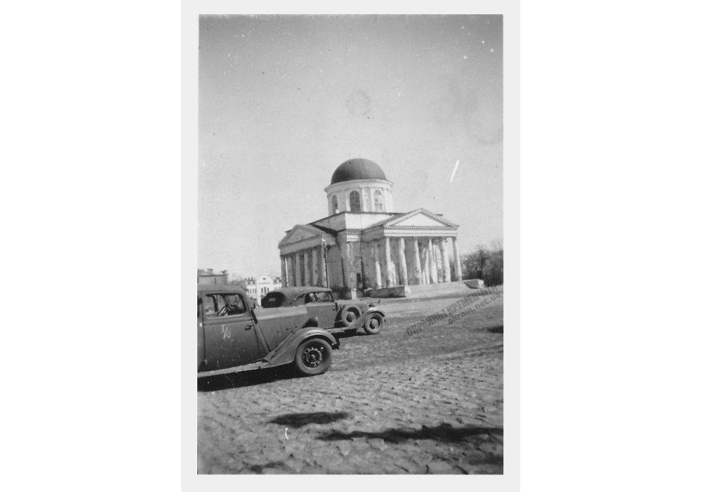 Соборная площадь и Успенский собор фото номер 2251