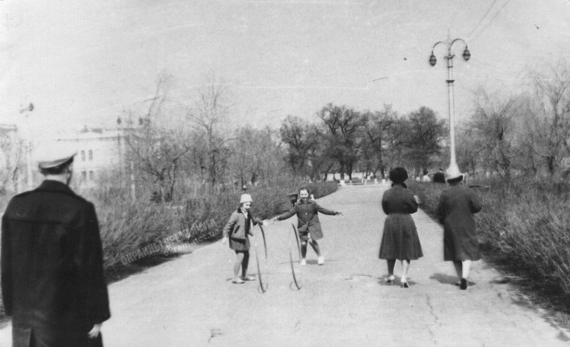 Приднепровский парк в Кременчуге фото номер 2261