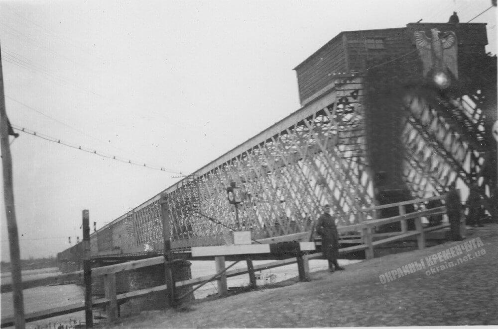 Выезд на ж/д мост в Кременчуге фото номер 2296