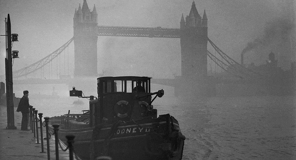 «Великий смог»: экологическая катастрофа в Великобритании 1952 год