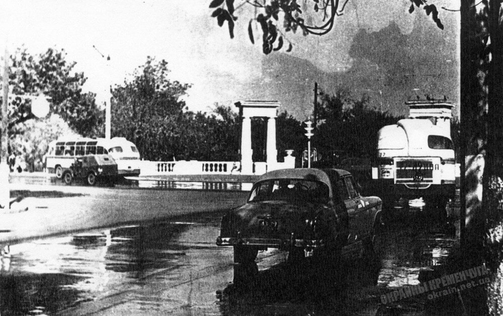 Вход в парк МЮДа в Кременчуге фото номер 2310