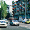 Pervomayskaya street in Kremenchug 1990s photo number 2216