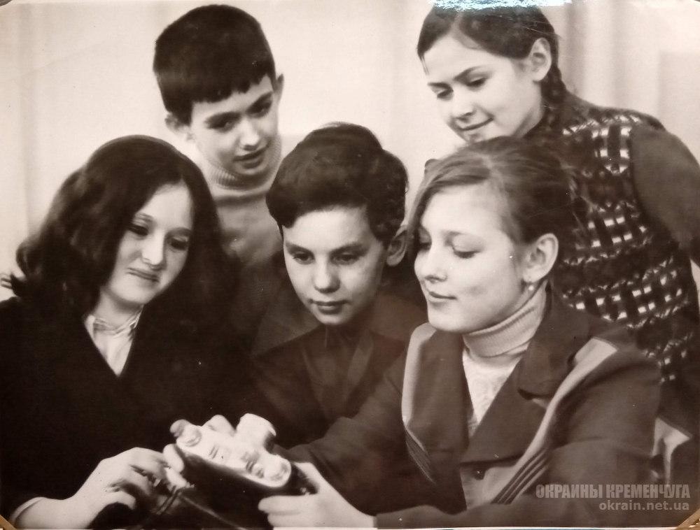 Фотокружок на Станции Юных Техников 1977 год фото номер 2217