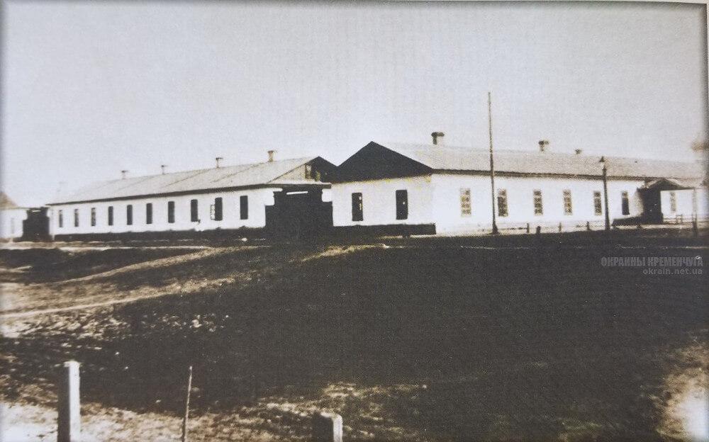 Старые казармы на Бульварной улице фото номер 2328