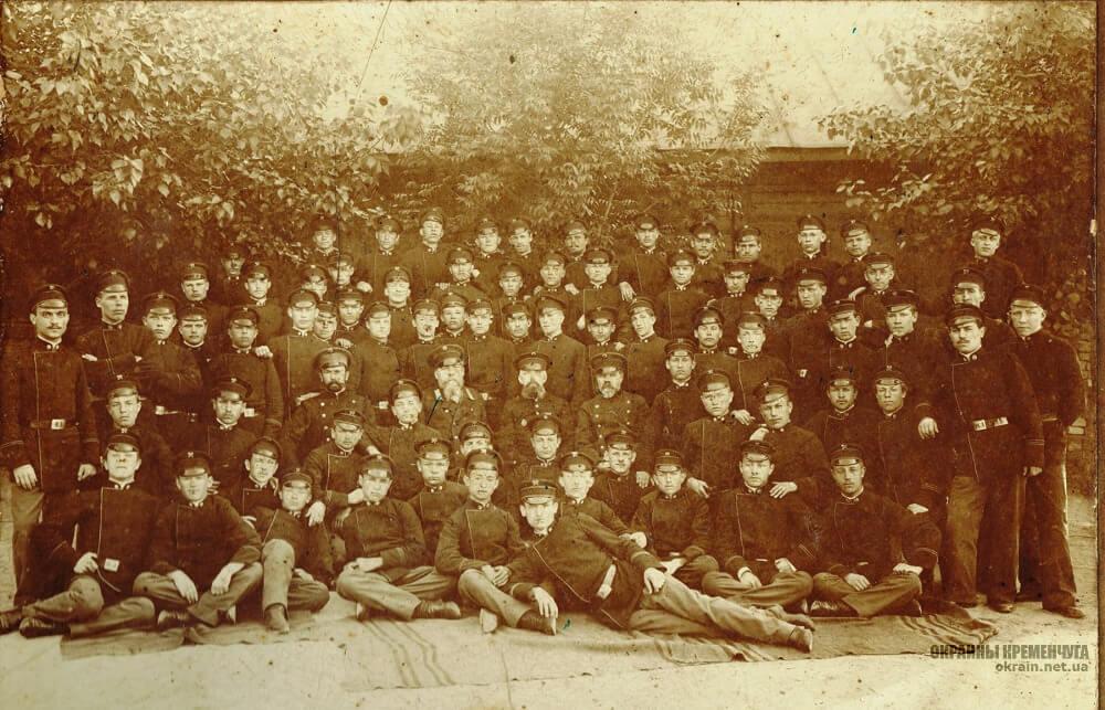 Ученики и учителя железнодорожного технического училища 1889 год фото номер 2339
