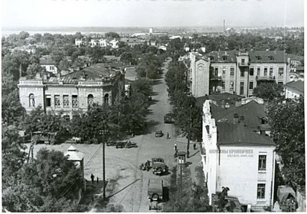 Киевская улица в Кременчуге фото номер 2336