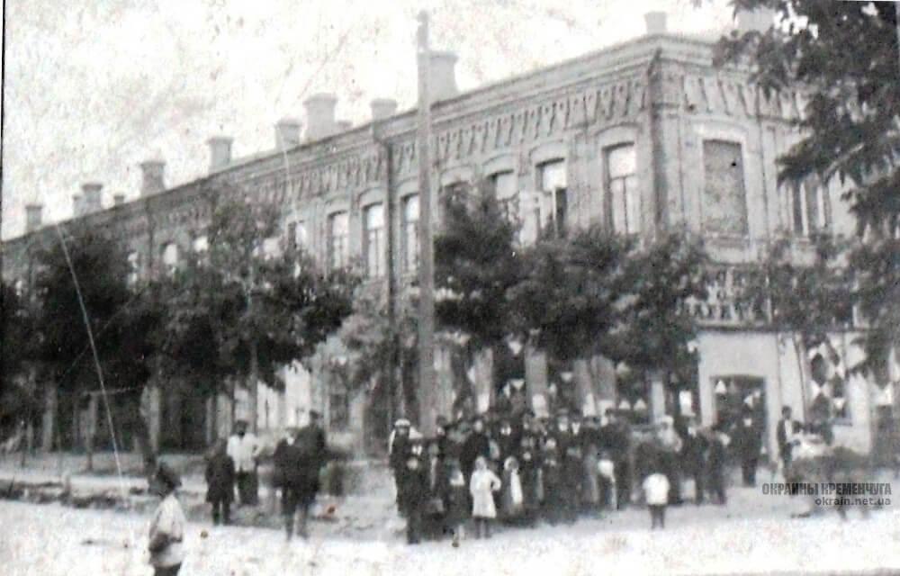 Женская гимназия Бабериной 1914 год фото номер 2341