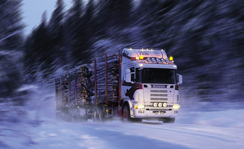 Самый полезный аксессуар для грузовика