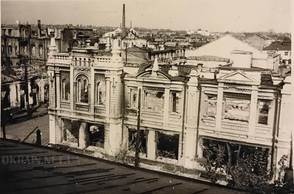 Угол Херсонской и Павловской улиц Кременчуг фото номер 2366
